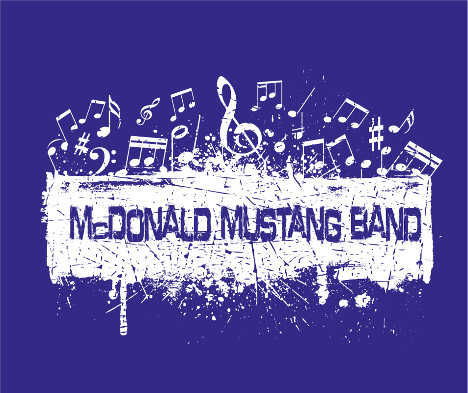 Hoodie design? - McDonald Middle School Band